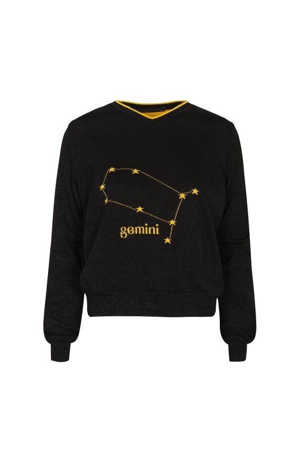SWEATER ZODIAC GÊMEOS