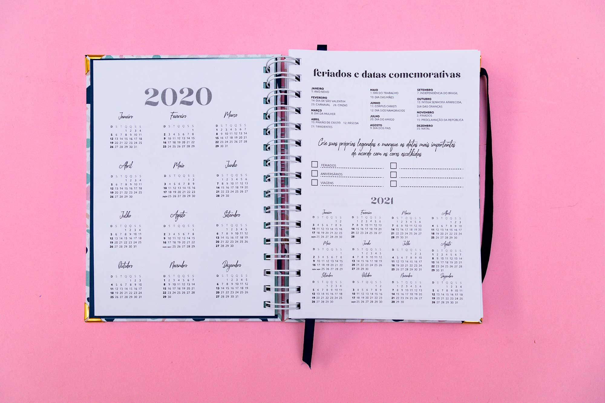 MB Planner 2020 - Menta