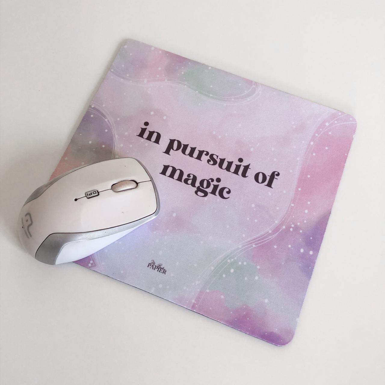 Mouse Pad Magic