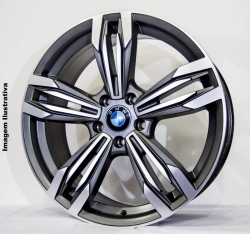 JOGO DE RODA BMW M6 ARO 18 R56