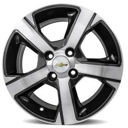 Jogo de Roda Chevrolet Onix LTZ Aro 14 R82