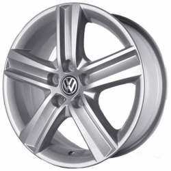 JOGO DE RODA VW FOX HIGHLINE ARO 17 R65