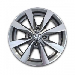 Jogo de Roda VW Novo Gol G6 Aro 15