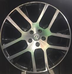 JOGO DE RODA VW SAVEIRO CROSS G6 ARO 18