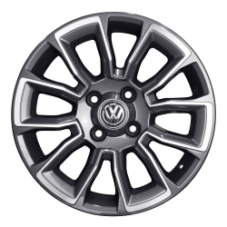 JOGO DE RODA VW SAVEIRO CROSS G7 ARO 17 ZK630