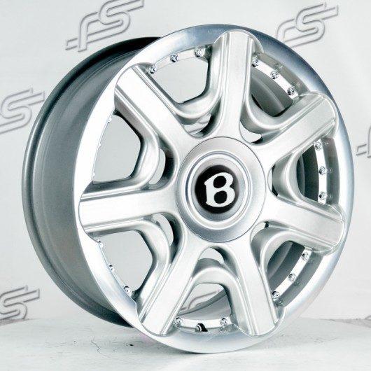 Jogo de Roda Bentley Aro 18 ZK580 Tala 6