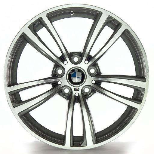 JOGO DE RODA BMW 328i M Sport ARO 18