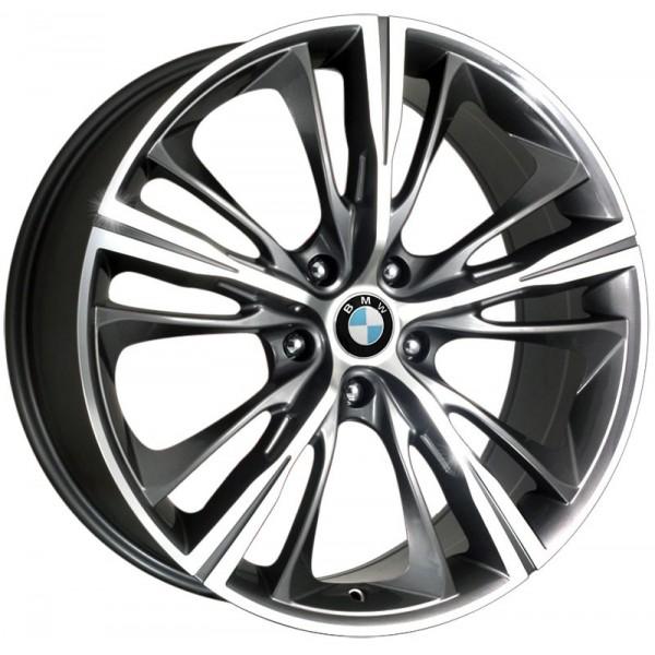 JOGO DE RODA BMW 4 SERIES ARO 17 R55