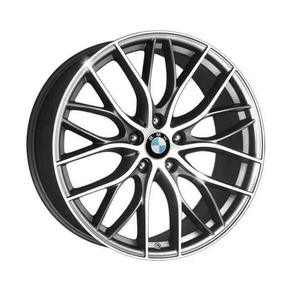 JOGO DE RODA BMW BITURBO ARO 17 R54
