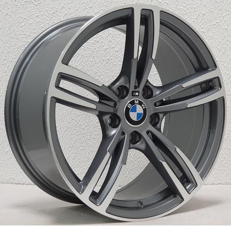 JOGO DE RODA BMW M3 ARO 18