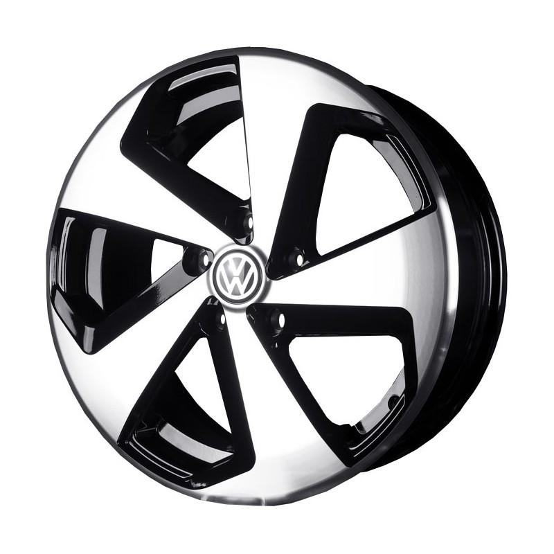JOGO DE RODA VW NOVO GOLF GTI ARO 17 R71