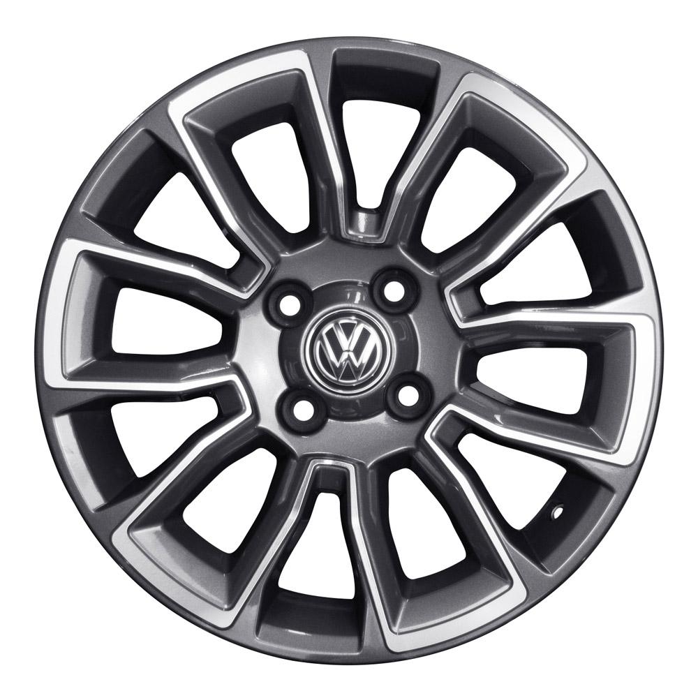 Jogo de Roda VW Saveiro Cross G7 Aro 18