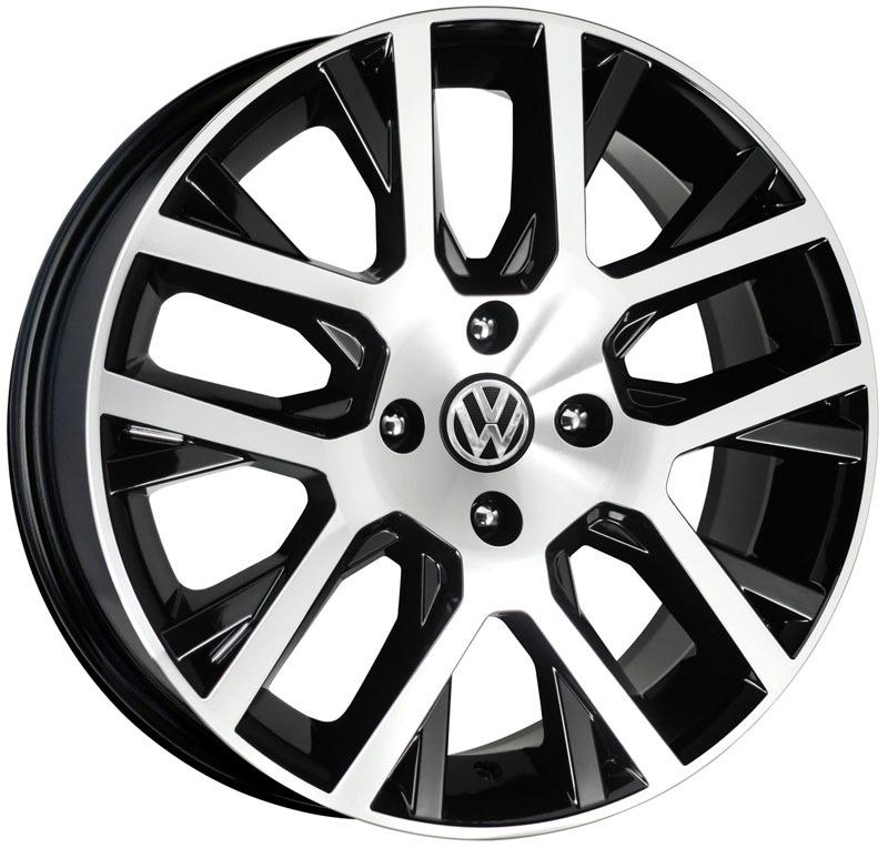 Jogo de Roda VW Saveiro G6 Aro 15