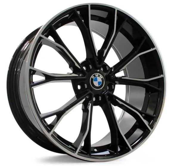 JOGO RODA BMW M550 PERFORMANCE ARO 20