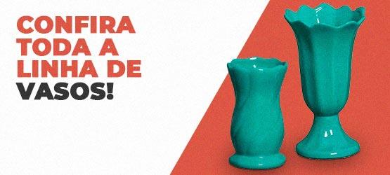 Vasos em Cerâmica - Compre Online na Cerâmica Clara