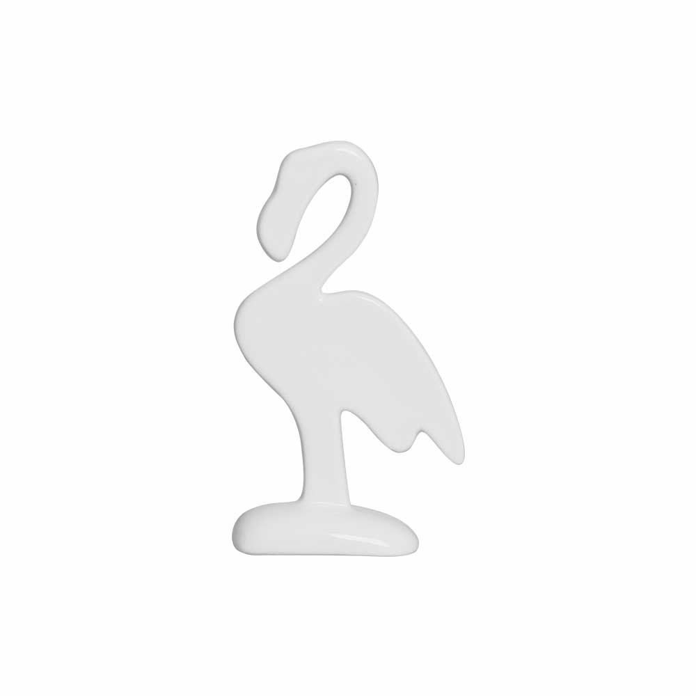 Flamingo Plaquinha Decorativo