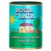 FERT. ORG. BOSTA EM LATA PLANTAS E HORTALICAS 500G