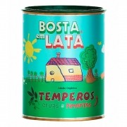FERT. ORG. BOSTA EM LATA TEMPEROS E PIMENTAS 500G