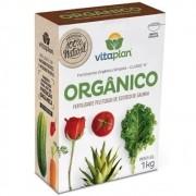 VITAPLAN Fertilizante Orgânico de Esterco de Galinha 1 KG
