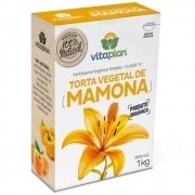 VITAPLAN Fertilizante Orgânico Torta Vegetal de Mamona  1kg
