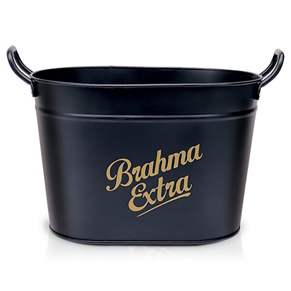 Balde de Gelo Alumínio Brahma Extra
