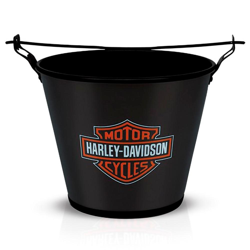 Balde de Gelo Alumínio - Harley Davidson