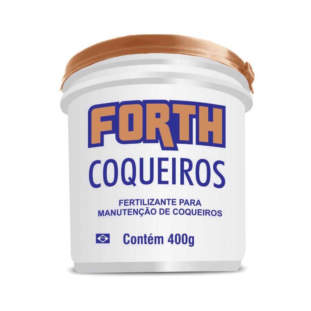 FORTH Fertilizante Coqueiro 400G