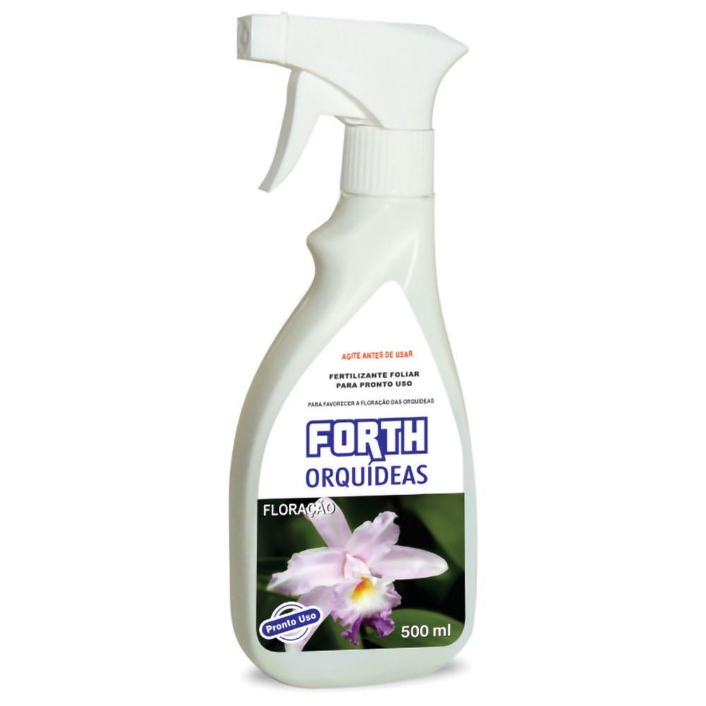 FORTH Fertilizante Floração para Orquídeas 500 ML