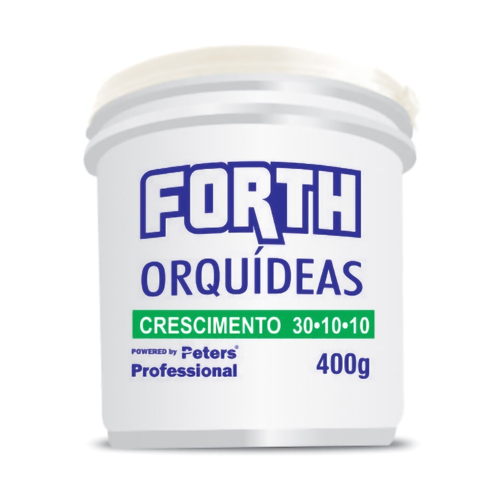 FORTH PETERS Fertilizante Crescimento 30 10 10  400g