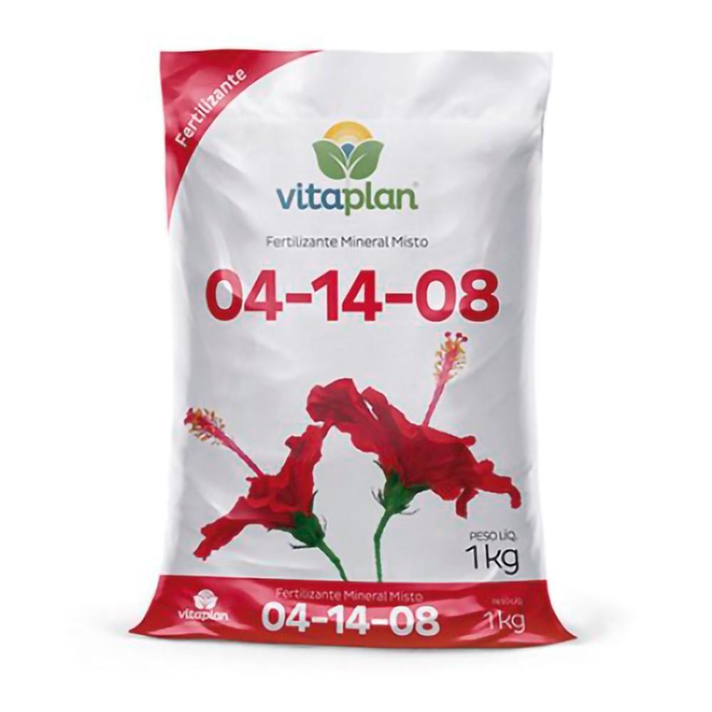 VITAPLAN Fertilizante Mineral Misto 04-14-08  1kg