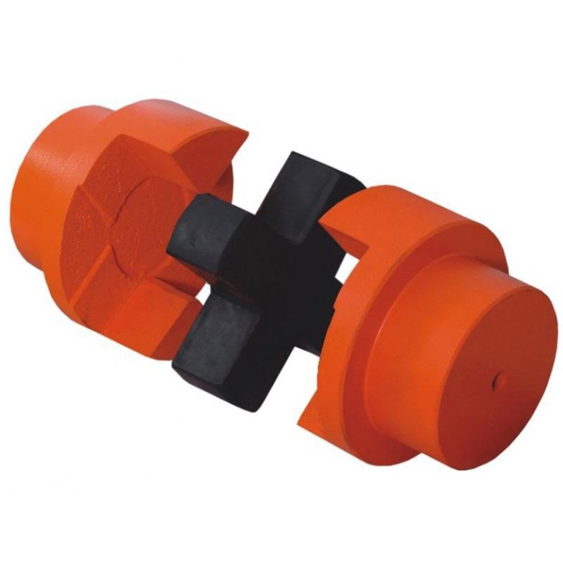 Acoplamento elástico flexível cruzeta completo cr-03 mademil