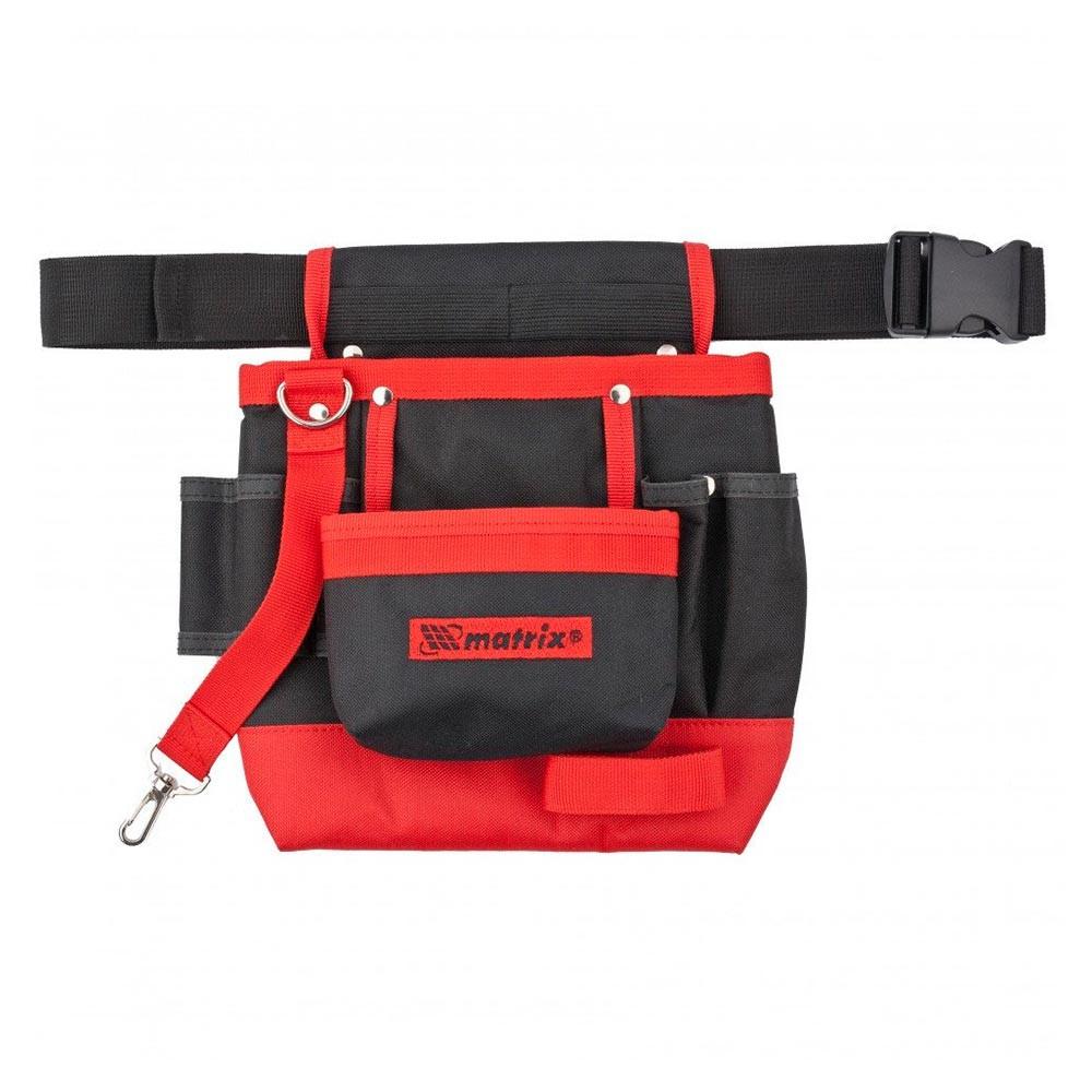 Bolsa cinto para ferramentas 8 bolsos Mtx