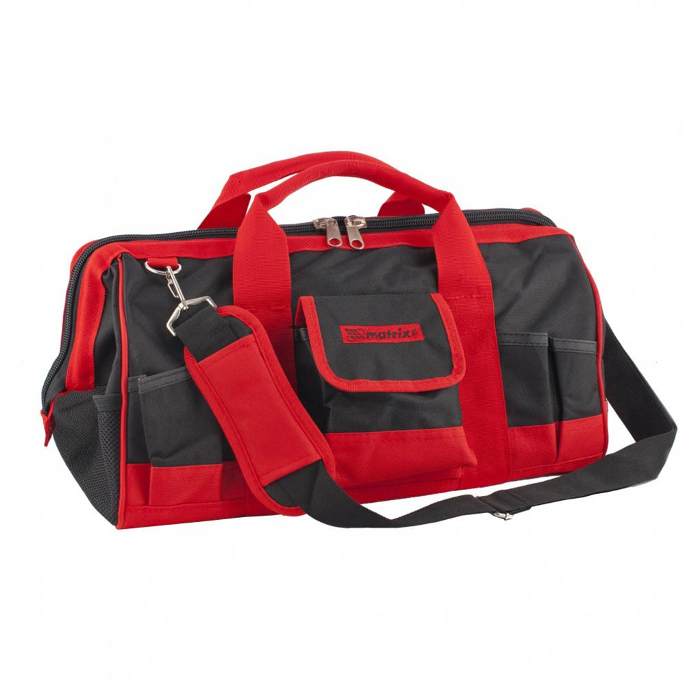 Bolsa para ferramentas em lona c/ 32 bolsos mtx