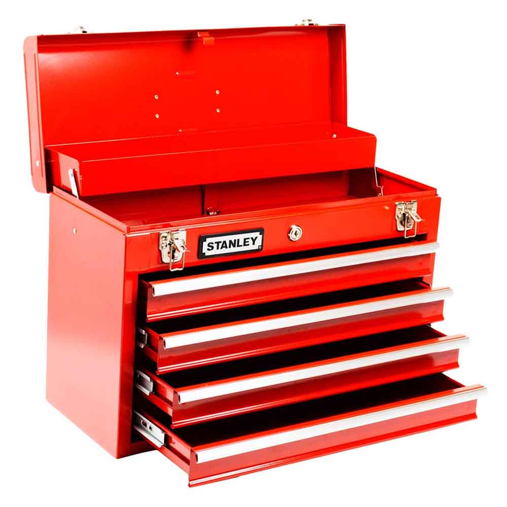 Caixa gabinete para ferramentas com 4 gavetas 95-604l Stanley