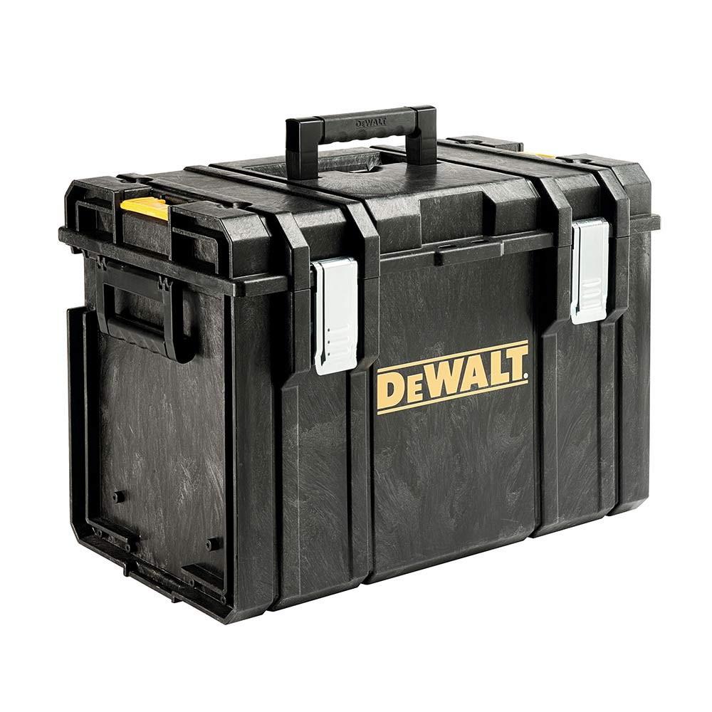 Caixa organizadora extra grande toughsystem dwst08204 dewalt