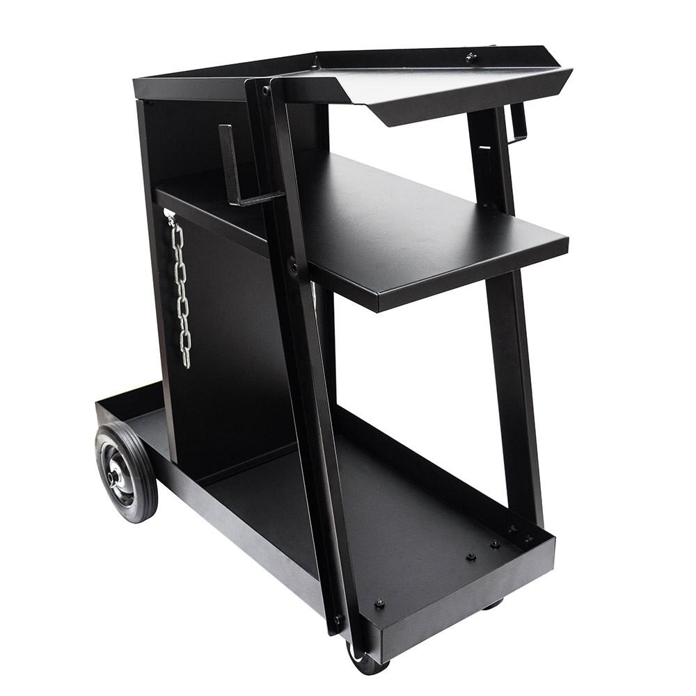 Carrinho para máquina de solda car-200 smarter. Carrinho portátil mig/mag