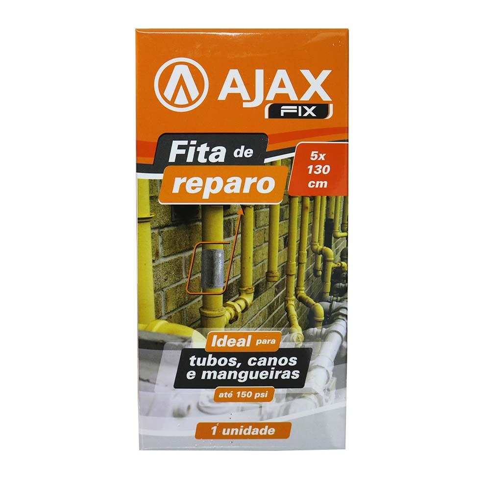 Fita de reparo definitivo a prova de água 5 cm x 130 cm Ajax
