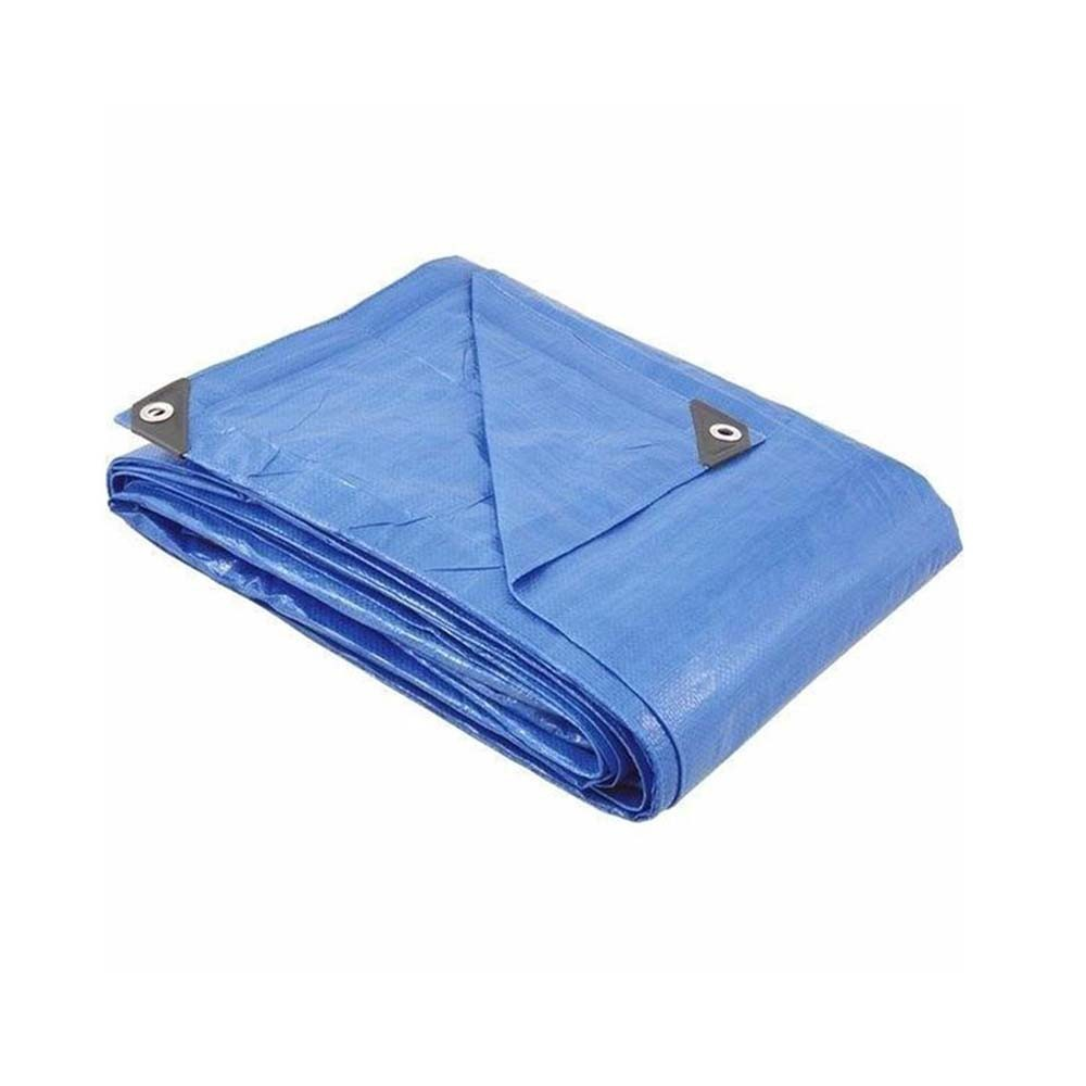 Lona encerado polietileno 4x3 m azul usinna