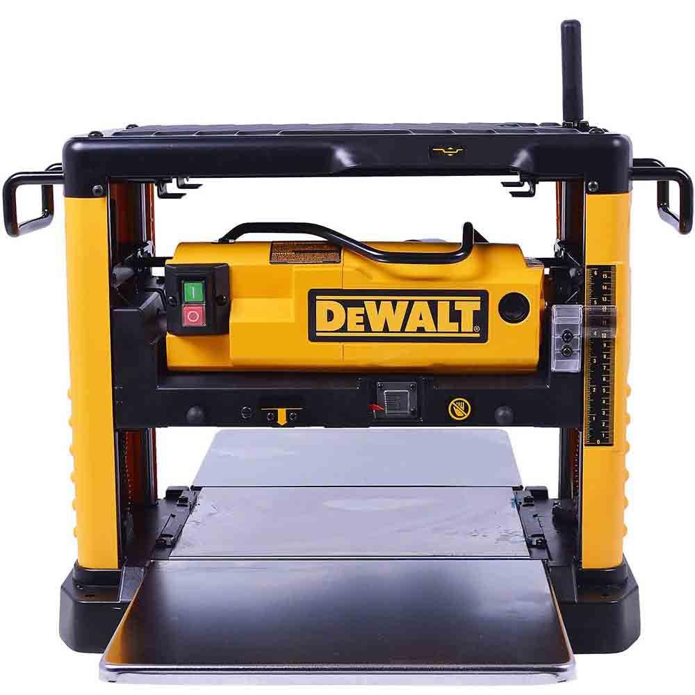 Plaina desengrossadeira desengrosso eletrica portatil 1800w dw733 dewalt