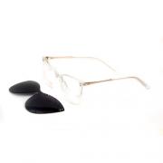 Óculos Clipon Feminino