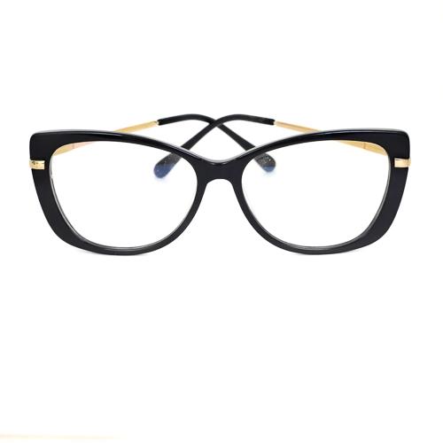 Armação de Óculos de Grau Feminino Borboleta