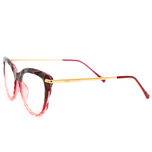 Armação de Óculos de Grau Feminino Gatinho