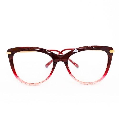 Armação de Óculos de Grau Feminino - Marsala