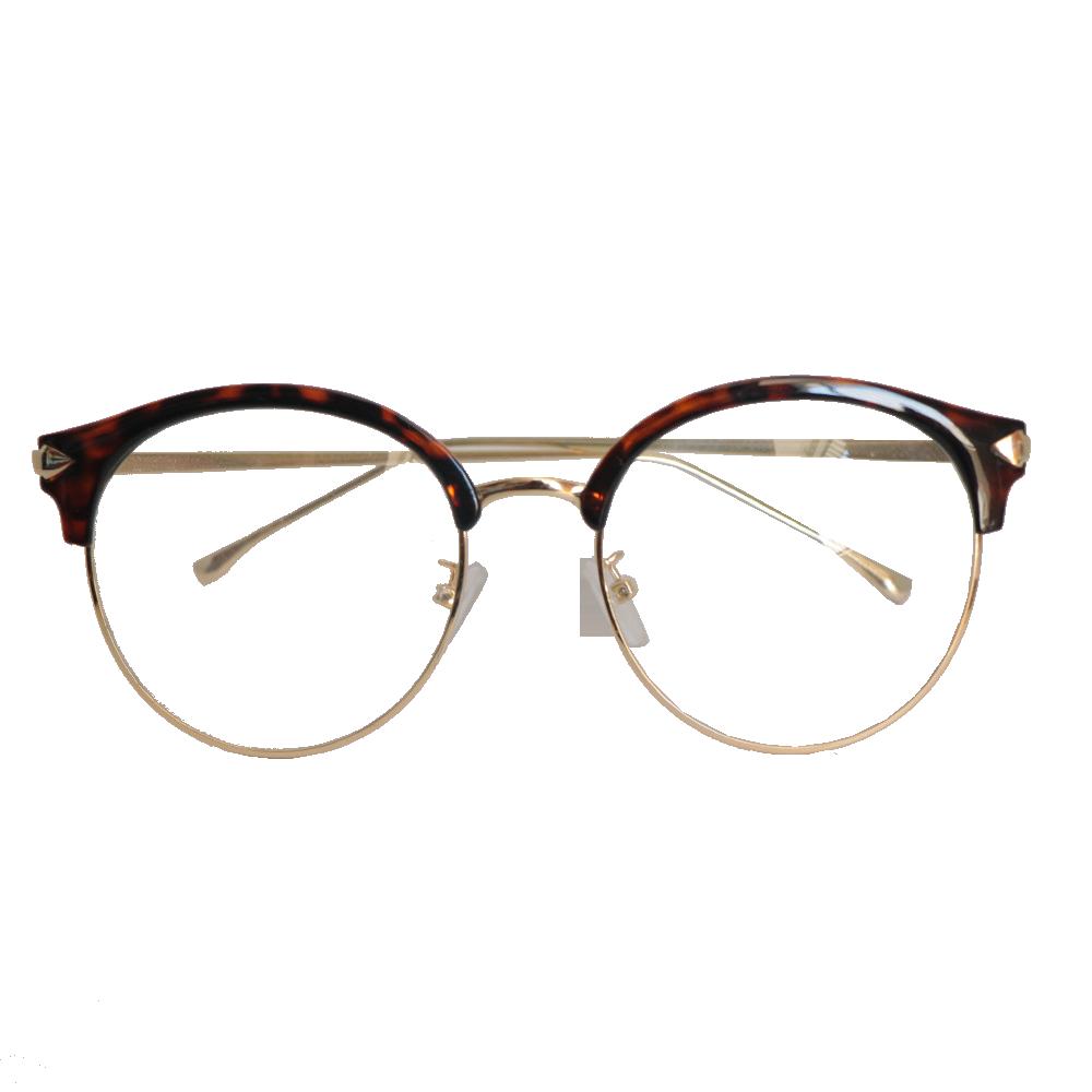 Armação para Óculos de Grau Feminino Redondo