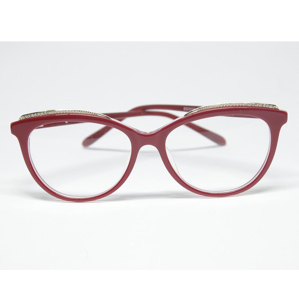 Armação para Óculos de Grau Feminino Vermelha