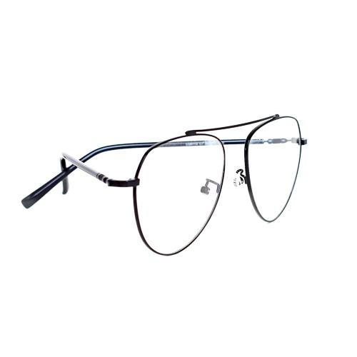 Armação de Óculos de Grau Unissex Aviador