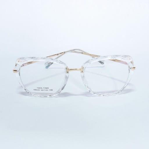Armação para Óculos de Grau Feminino Cristal