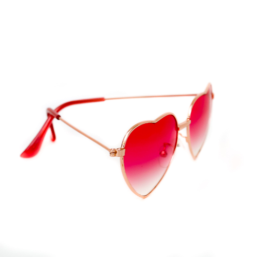 Óculos de Sol Infantil Bibi Coração