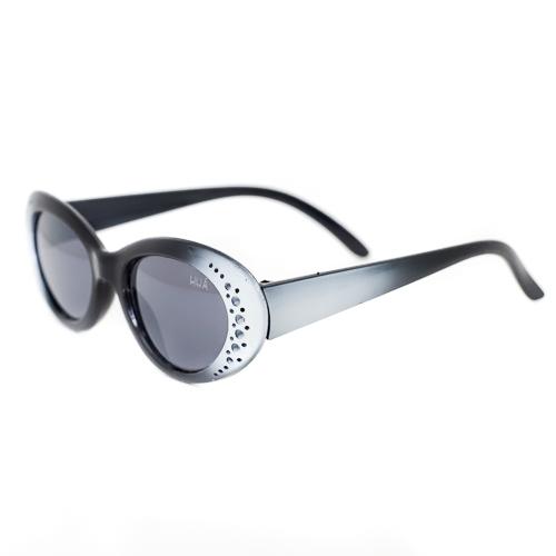Óculos Sol Infantil Heloisa - Chumbo com gelo