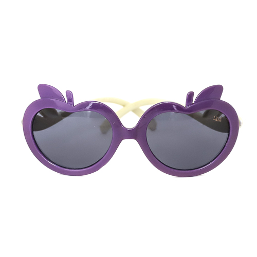 Óculos Sol Infantil Juju - Roxa